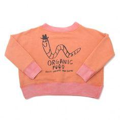 Bobo choses - Mr. Cook Sweat Bobo Choses - Mode bébé, futures mamans, cadeaux de naissance