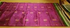 Handloom Sarees | Buy All over Doll Motifs Bomkai Tradiotional Saree in SIlk with Blouse Piece online
