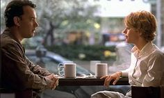 """You've Got Mail  """"Don't you love New York in the fall? It makes me want to buy school supplies. I would send you a bouquet of newly sharpened pencils if I knew your name and address."""""""