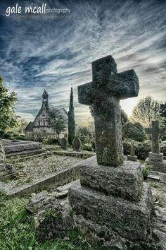 Trinity church Belvedere near Knysna