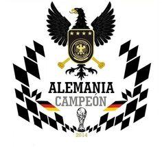 Alemania campeón Germany National Football Team, Germany Football, Football Art, Soccer Players, Stickers, Sports, Munich, Madrid, Wallpaper