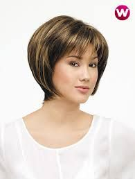 shag hair style angled bob bob hairstyles with bangs layered bob 1188