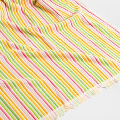 Hand towels striped