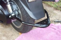 scooter trailer HITCH | Trailer Hitch For SilverWing Scooter