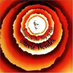"""""""Songs in the key of life"""" by Stevie Wonder."""