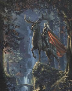 Thranduil:King of the Woodland Realm- can find Thranduil and more on our website.Thranduil:King of the Woodland Realm- Jrr Tolkien, Hobbit Art, O Hobbit, Elfen Fantasy, Fantasy Art, Legolas And Thranduil, Gandalf, Sci Fi Art, The Elf