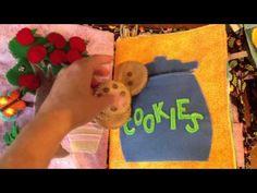 Kirsi's quiet book - YouTube