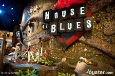 Sunday Brunch at the House of Blues...Mandalay Bay - Las Vegas, NV