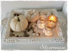 Silvermoon: Herbstdeko im Shabby Chic Stil                                                                                                                                                     Mehr