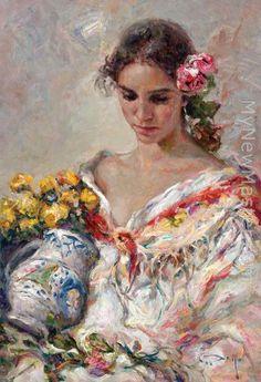 jose royo painting -