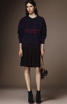 Burberry Pre-Fall 2016 – Preorder now on Moda Operandi