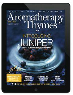 Aromatherapy Thymes magazine
