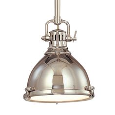 Love these industrial farmhouse pendant lights.... actually I love this whole site. http://www.barnlightelectric.com
