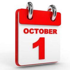 01. Oktober - October 1