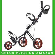 CaddyTek SuperLite Deluxe Golf Push Cart Golf 7 R, Play Golf, Bend Machine, Golf Carts For Sale, Golf Push Cart, Golf Cart Parts, Golf Simulators, 3rd Wheel, Golf Accessories