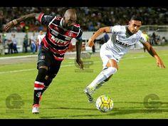 Santa Cruz 1 x 0 Figueirense, GOLS - Brasileirão 2016