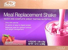 One of my fave flavors of advocare' meal replacement shakes. They are so filling and They have chocolate peanut butter too! Advocare.com/160319419 #adocare #Advocaredistributor #Mealreplacementshakes