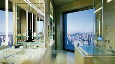 Las suites mas lujosas disponen de bañera de hidromasaje