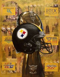 Pittsburgh Steelers - American Football Conference North Division Steelers  Stuff b8d506297