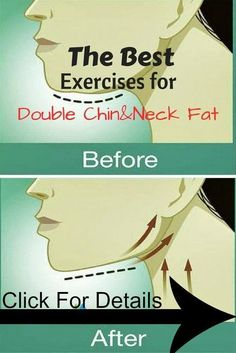Nobody likes having a double chin! Unlike other demanding exercise, you can learn how to get rid of a double chin with minimal effort.While being overweight can contribute to it, for some people i