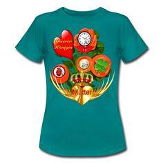 Frauen Premium T-ShirtDie Spreadshirt Kollektion steht für bestmögliche Druckergebnisse auf absoluten Qualitätsprodukten. Das außergewöhnliche Größenspektrum garantiert perfekten Sitz