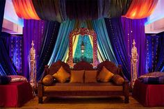 Moroccan Theme Party Ideas