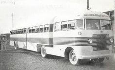1960 Decaroli International camion bus