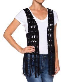 Crochet Vest                                                                                                                                                                                 More