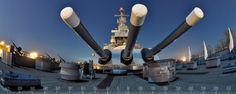 USS North Carolina, Wilmington, NC