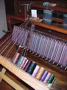 On the Looms section