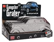 This Gangster Grator is durable enough to take on any job, BIG or small.  Show 'em who's BOSS of the kitchen!