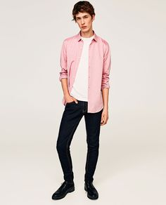Image 1 of SMART OXFORD SHIRT from Zara
