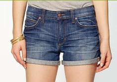 JOE'S ROLLED SHORT MELODIE $98- CALL SPLASH TO ORDER 314-721-6442