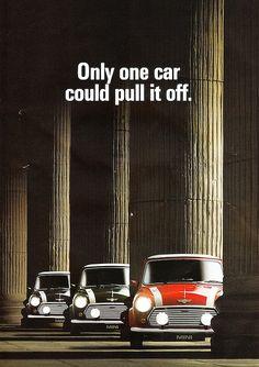 Rover Mini Cooper Brochure 1990