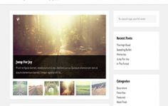 WPTuts is a free and simple WordPress theme