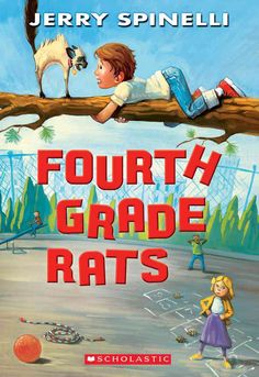 Last year Suds was a Third Grade Angel, but now... it's time to be a Fourth Grade Rat! Fourth graders are tough. They aren't afraid of spiders. They say no to their moms. They push first graders off t