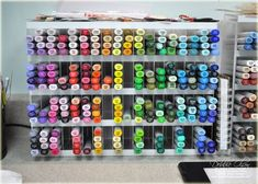 Copic Markers. . . *drool*