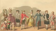 the 18th century in France