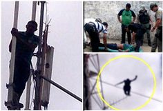 Jovem comete suicídio ao se jogar de uma torre de telefonia em Cabrobó | S1 Noticias