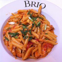 Italian Chain Restaurant Recipes: Chicken Pasta Fra Diavolo