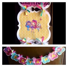 Little Charmers name banner & by Partyhardychick 10th Birthday Parties, 8th Birthday, Turquoise Chevron, Welcome Door Signs, Little Charmers, Name Banners, Party Packs, Party Ideas, Pink