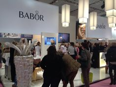 BABOR booth at Beauty Dûsseldorf 2014 #babor #baborspa #beautydusseldorf2014 #baborsverige