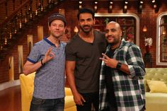 Comedy Nights Live March 20, 2016 Bombay Rockers, John and Ankit to Rock...