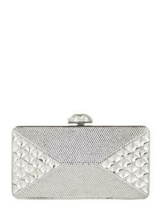 Fanciful Diamond Clutch from Judith Leiber Couture on Gilt