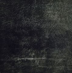 BLACK PAINTINGS, 2015 - Claudia Valsells Artwork