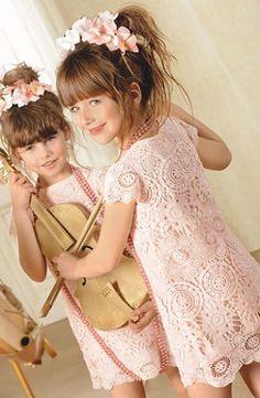 catalogo el corte ingles niños ropa de fiesta primavera 2013 Cute Girl Outfits, Little Girl Dresses, Kids Outfits, Girls Dresses, Flower Girl Dresses, Young Fashion, Kids Fashion, Party Mode, Moda Casual