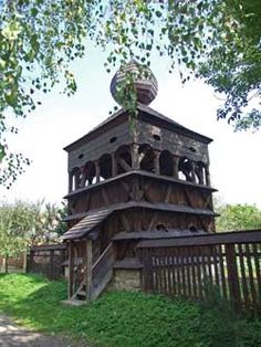Wooden Church of the Slovak part of Carpathian Mountain Area (Slovakia)
