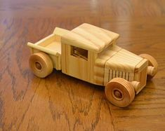 Articoli simili a Handmade Wooden Model A Hot Rod su Etsy Hot Rods, Wooden Toy Trucks, Wood Toys Plans, Handmade Wooden Toys, Hot Rod Trucks, Diy Toys, Wood Projects, House Projects, Boat Plans