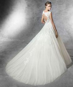 Pronovias Wedding Dresses - Style Pleiada