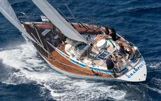 1977 Swan 47 Mk1 'GRAMPUS II' for sale